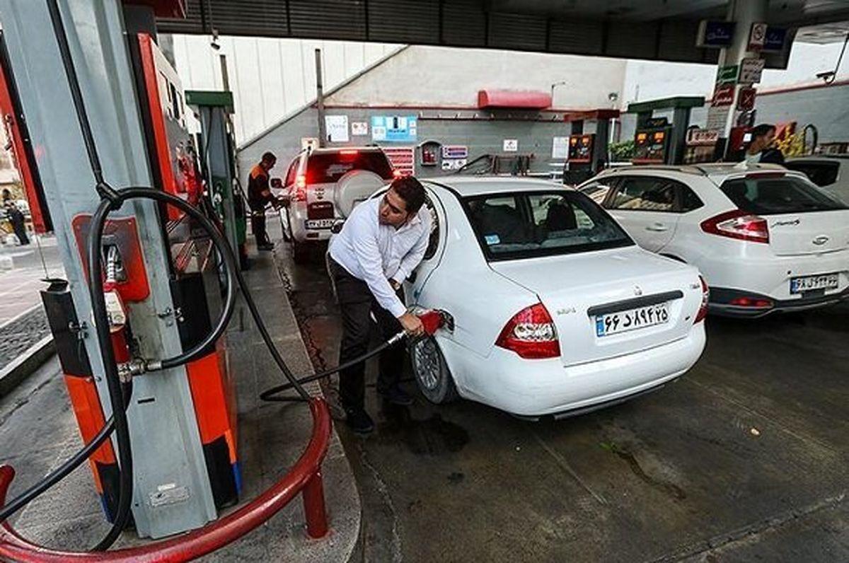 ١٩١٧ نازل بنزین مشکل فنی و کم فروشی داشتند