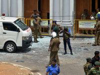 کشته شدن ۴آمریکایی در حملات سریلانکا