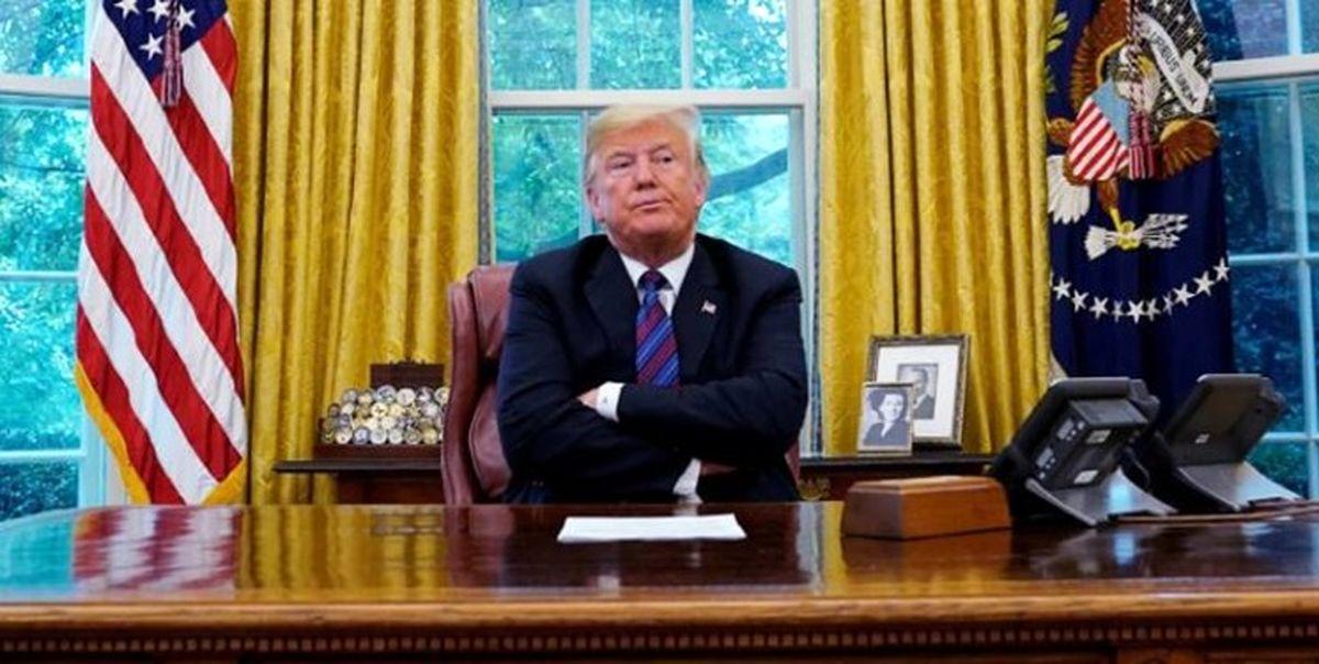 ترامپ: دیوان عالی تصمیمگیری کند