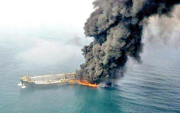 آتشی که با آب اقیانوس هم آرام نگرفت/ گرامیداشت شهدای حادثه سانچى