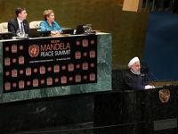 راز صفحه شیشهای مقابل رییس جمهور در سازمان ملل