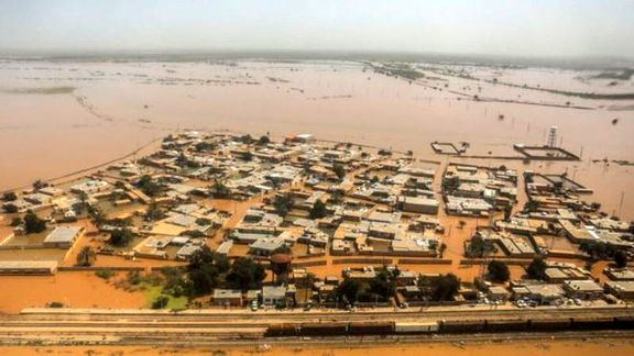 طرح کنترل سیلاب کرخه به دلیل نبود اعتبار متوقف شده است