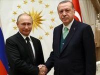 توافق جدید روسیه با ترکیه