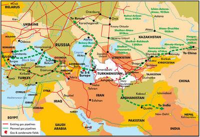 """ایران در """"گاز دادن"""" به اروپا از قافله جا ماند"""