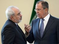 رایزنی تلفنی ظریف و لاوروف درباره وتو قطعنامه ضدایرانی