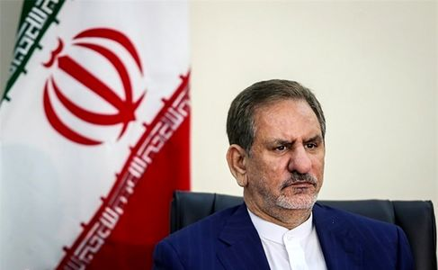جهانگیری: اجازه نمیدهیم عدهای جیب مردم را در این شرایط بزنند/ میخواهند صادرات نفت ایران را به صفر برسانند