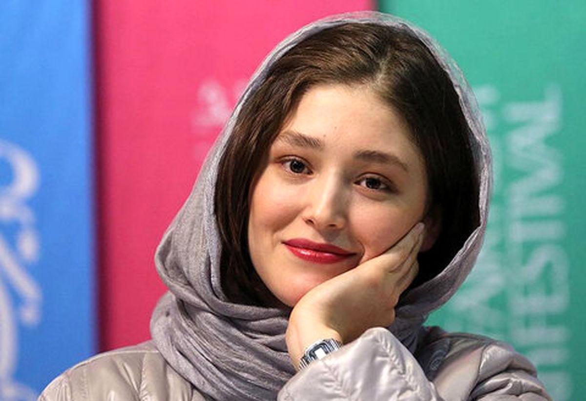 شباهت زیاد فرشته حسینی با خواهرش + عکس
