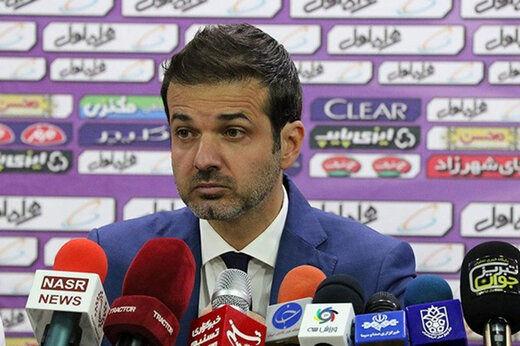 واکنش متفاوت همسر استراماچونی به قطعی اینترنت در ایران