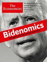 جوبایدن؛ روی جلد اکونومیست