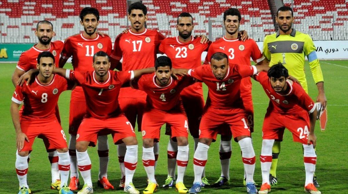 اقدام عجیب وزیر ورزش بحرین پیش از دیدار برابر ایران
