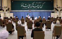 هشتمین اجلاسیه رسمی خبرگان رهبری +عکس
