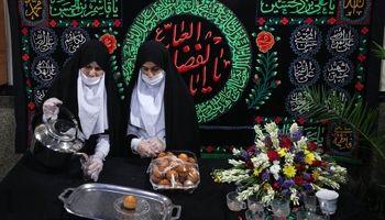 متفاوتترین هیات بانوان در تهران +تصاویر