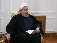 حسن روحانی آمریکا را تهدید کرد +فیلم