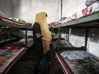 اعتیاد در کشور زنانه شده است +تصاویر
