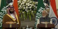 بنسلمان از سرمایهگذاری نفتی و تبادل اطلاعاتی با هند خبر داد