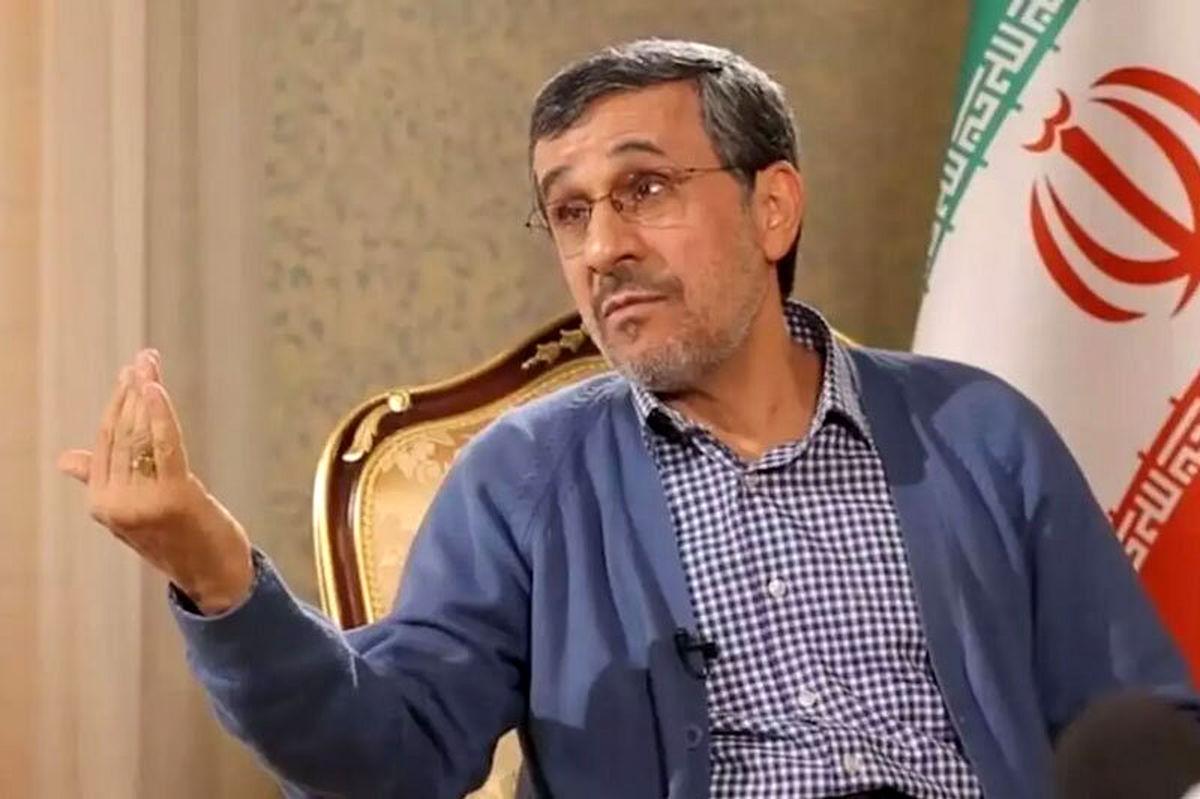 احمدینژاد: وقت انتخابات مطالبی دارم که میگویم