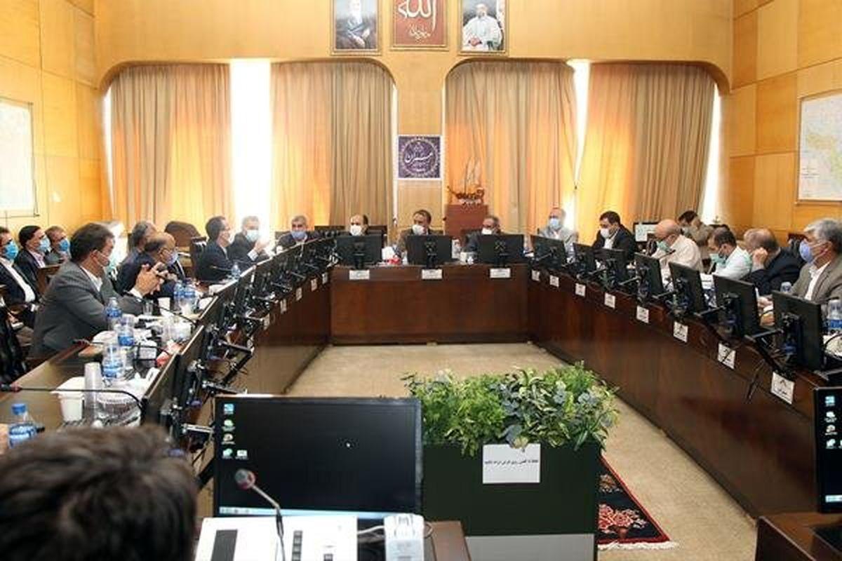 بررسی برنامه های وزرای پیشنهادی نفت و نیرو در کمیسیون عمران