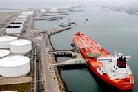 صادرات نفت ایران به چین۲۶درصد افزایش یافت