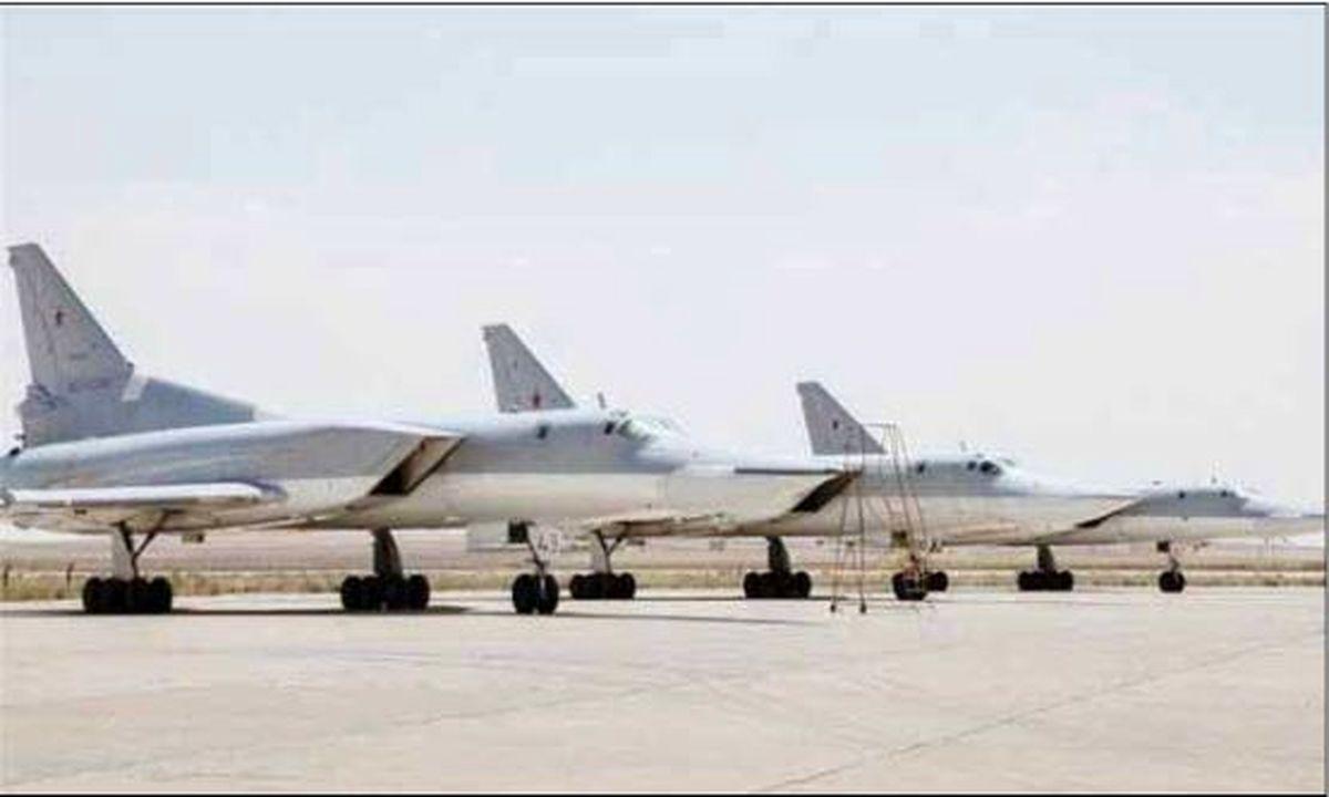 هواپیماهای روسی در همدان چه میکنند؟
