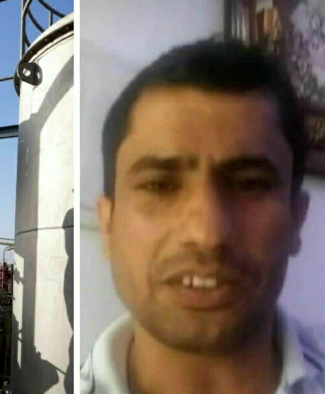 کارگر نفت خودکشی کرد