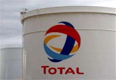 تعطیلی صادرات گاز توتال از میدان دریای شمال تا اوایل ژانویه
