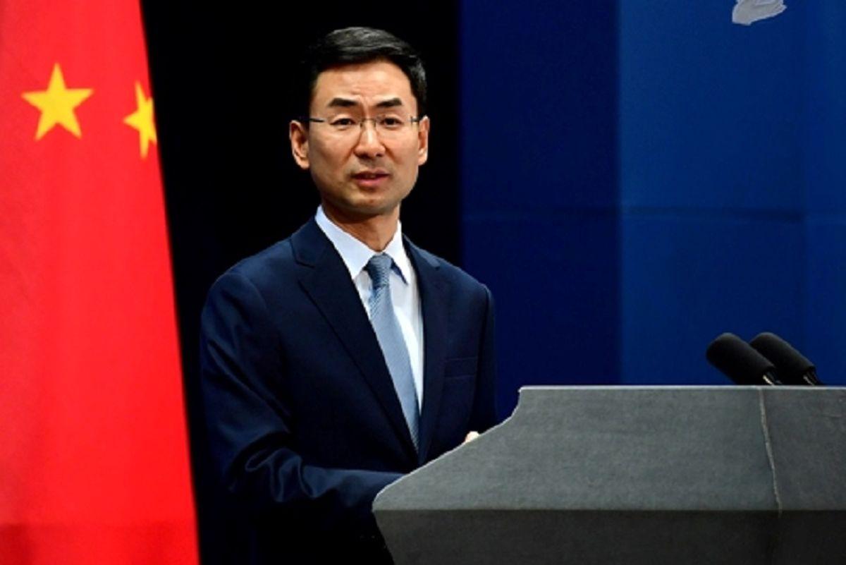 پکن: رزمایش مشترک چین، ایران و روسیه یک مساله عادی است