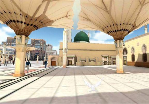 تیراندازی در مسجد النبی در مدینه منوره