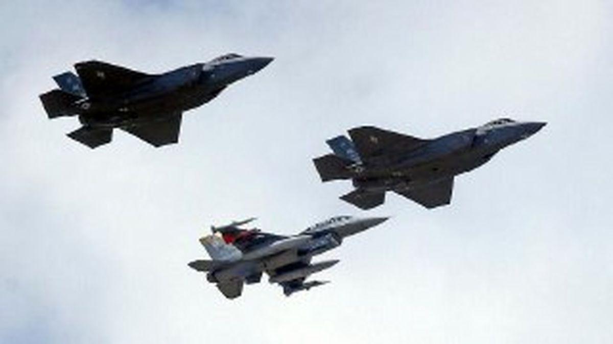 مخالفت اسرائیل با فروش جنگندههای  اف۳۵ به امارات