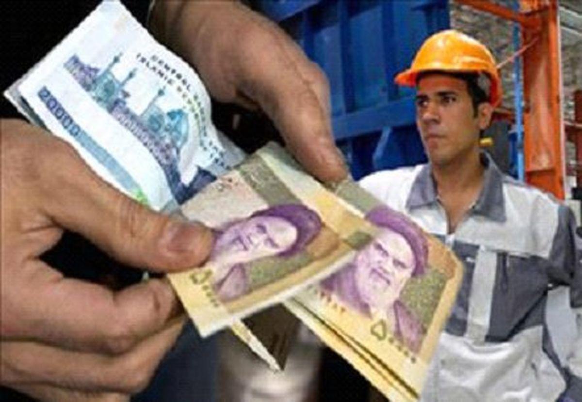 حداقل دستمزد ٣۶.۵درصد افزایش یافت/ سایر سطوح مزدی به میزان ۱۳درصد به اضافه ۲۶۱هزار تومان تعیین شد
