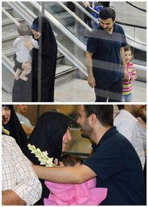 پژوهشگر ایرانی اخراج شده از آمریکا به تهران بازگشت