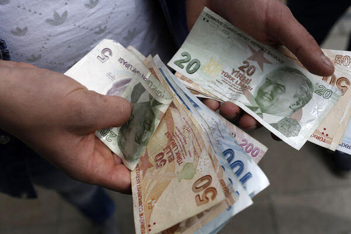 سقوط ارزش لیر ترکیه به پایین ترین سطح تاریخ