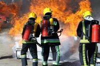 انفجار زاغه مهمات در دزفول