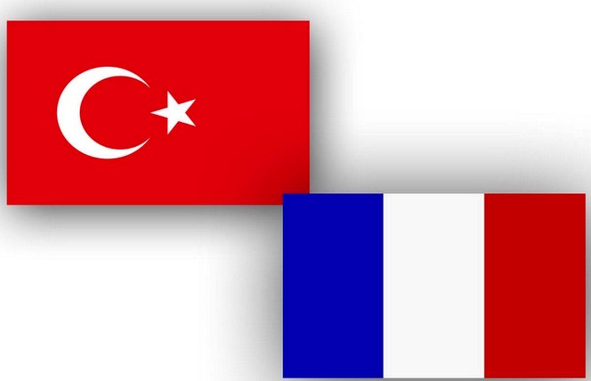 توافق اولیه آنکارا و پاریس بر سر عادی سازی روابط