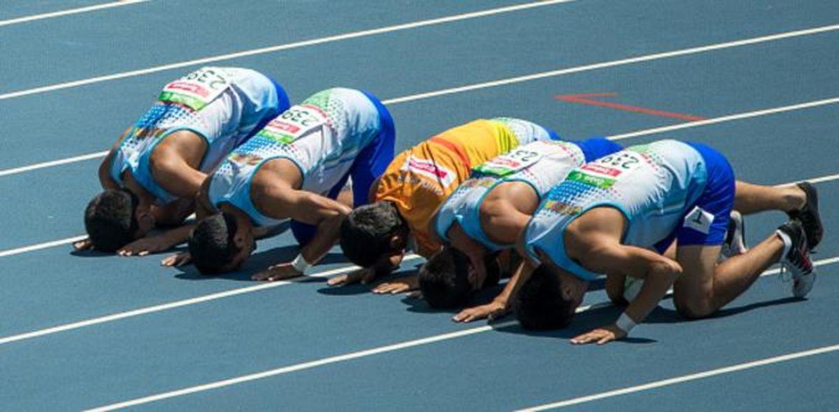 چین قهرمان پارالمپیک شد