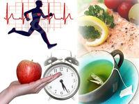۸ راه برای افزایش متابولیسم بدن شما
