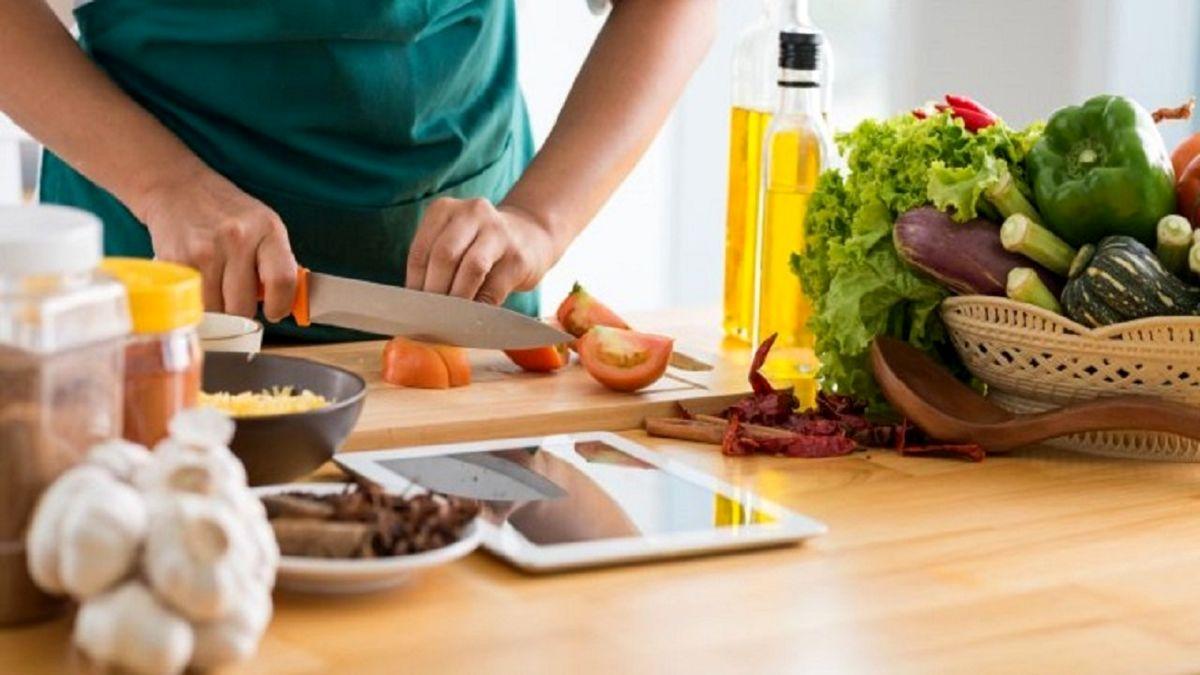 توصیه های غذایی برای مردان بالای ۴۰سال