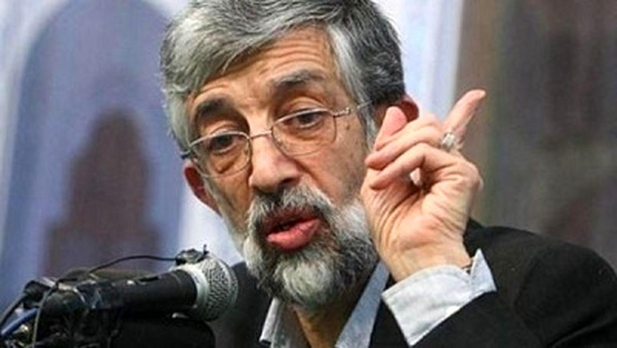 حدادعادل احمدی نژاد را تهدید به شکایت کرد