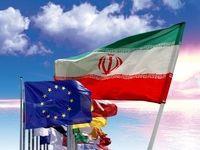 هیات ۷۰نفره اتحادیه اروپا شنبه به تهران میآید/ احتمال تاسیس دفتر اتحادیه اروپا در ایران