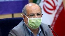 زالی: محدودیتهای کرونایی در تهران ادامه دارد