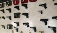 کشف محموله سلاح با نشان