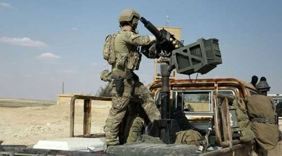 گزارشهای تأیید نشده از حمله راکتی به یک پایگاه آمریکایی درعراق
