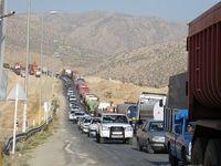ابلاغ افزایش تعرفه عبور کامیونهای ترکمنستان از ایران