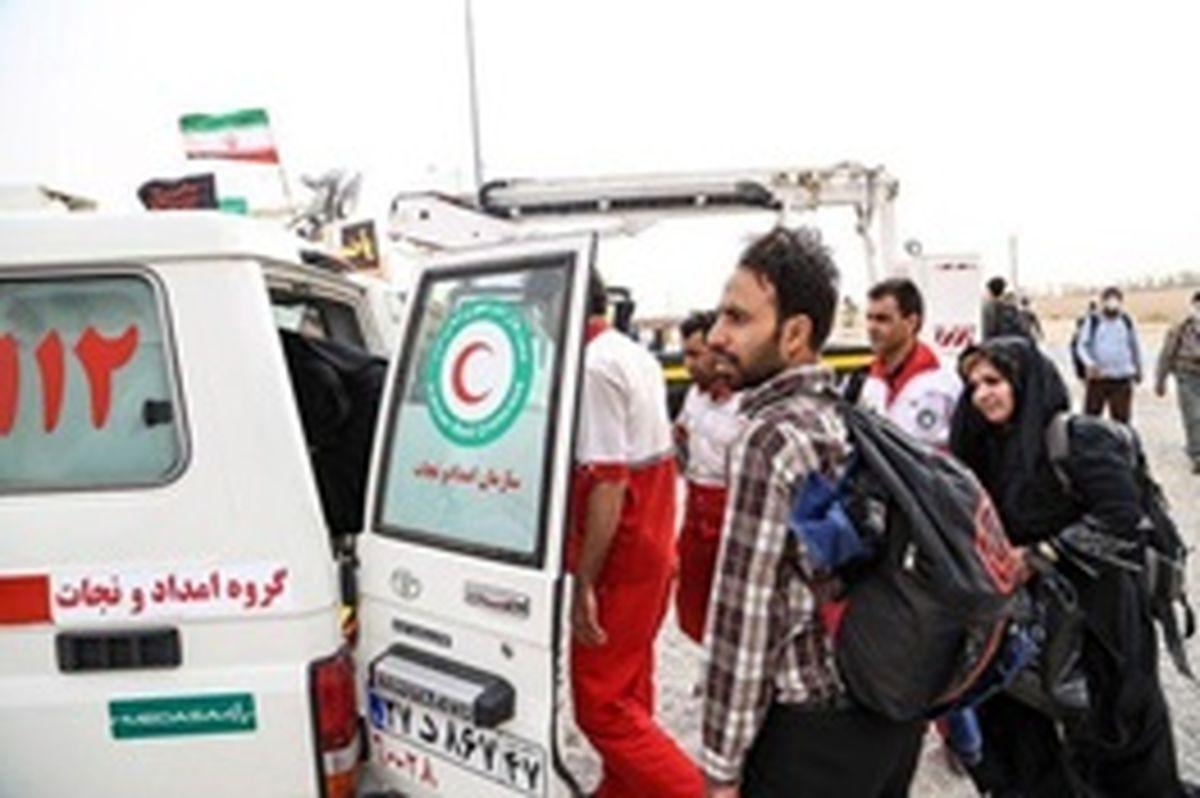 یک تصادف دیگر برای زائران ایرانی اربعین