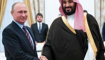 استقبال رسمی سلمان از پوتین در کاخ «الیمامه» ریاض +فیلم
