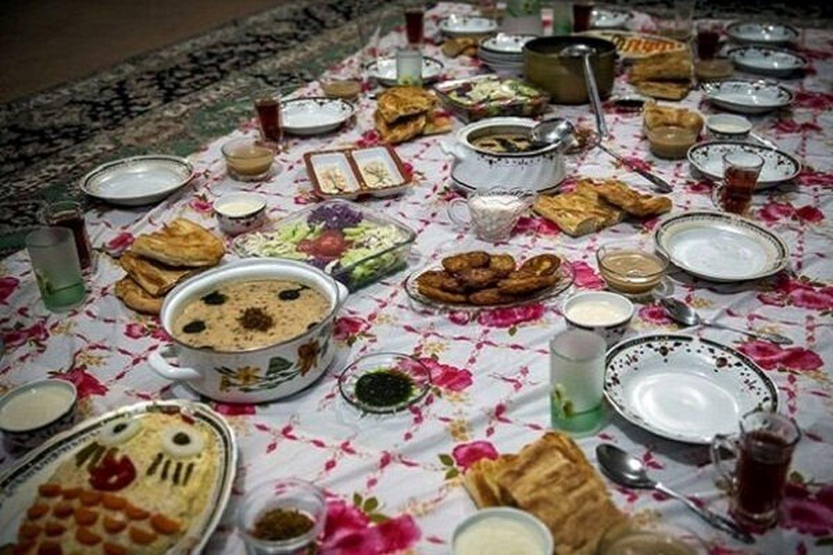 افطار و سحر چه خوراکی و نوشیدنیهایی بخوریم؟