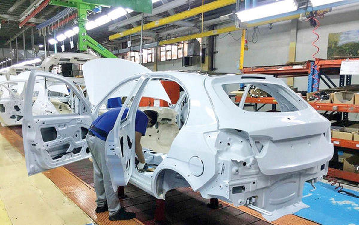 رشد قیمت خودرو از نرخ تورم عقب ماند