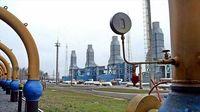 لوک اویل تولید گاز را در ازبکستان کاهش داد