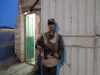 سرباز وظیفه شناس ۳۵کیلومتر تا پادگان پیاده آمد