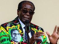 موگابه بعد از ۳۷ سال استعفا کرد
