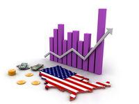 شدیدترین سقوط اقتصادی تاریخ مدرن آمریکا/ تولید ناخالص داخلی سالانه ایالات متحده به منفی ۳۲.۹درصد رسید